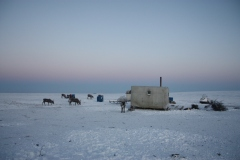День накануне Полярной ночи / A day before the Polar night.