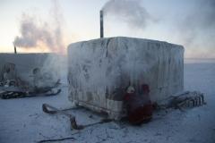 Прогулка морозным днём / A frosty day walk