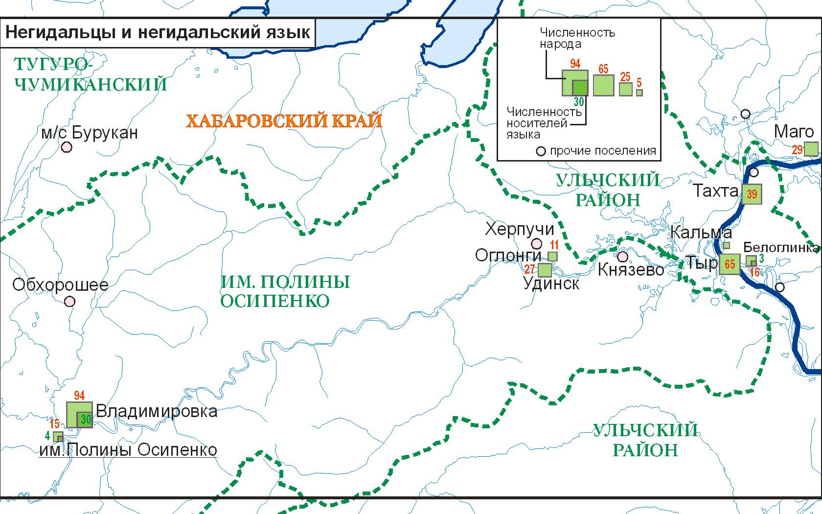 Негидальцы и негидальский язык (2010); автор Ю.Б.Коряков